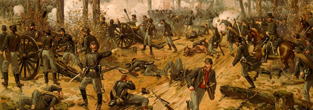The Battle of Antietam quotThe Bloodiest Day of Battlequot Graphic Battles of the Civil War
