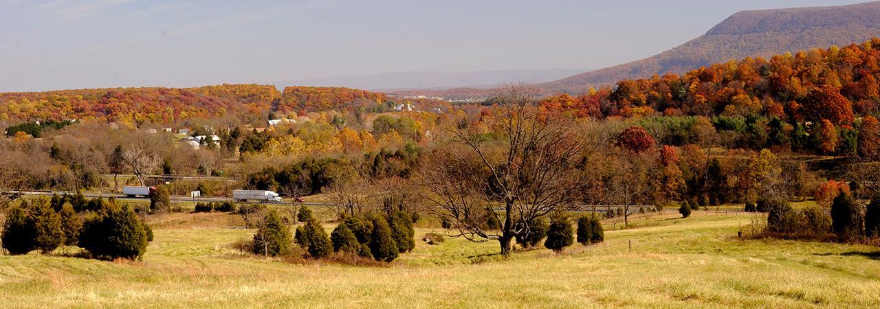 Fisher's Hill Battlefield