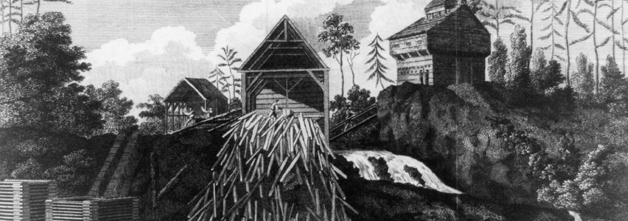 Fort Ann Saw Mill