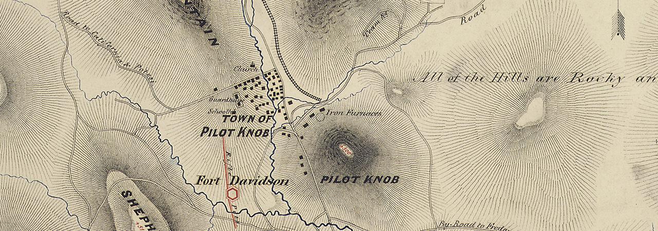 Fort Davidson Battle