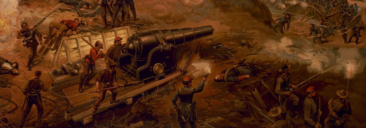 Fort Fisher Battle