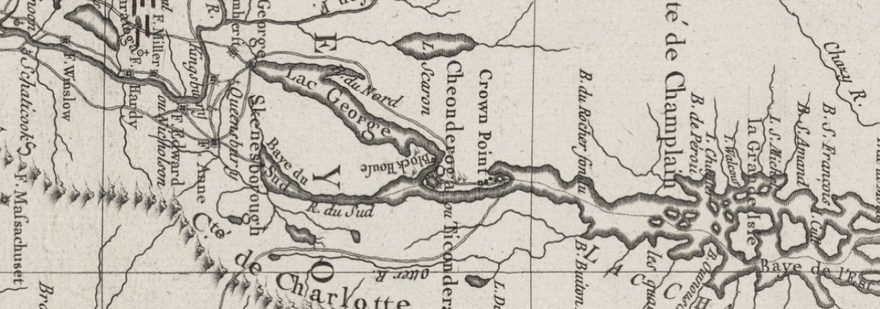 Fort Ticonderoga Landscape