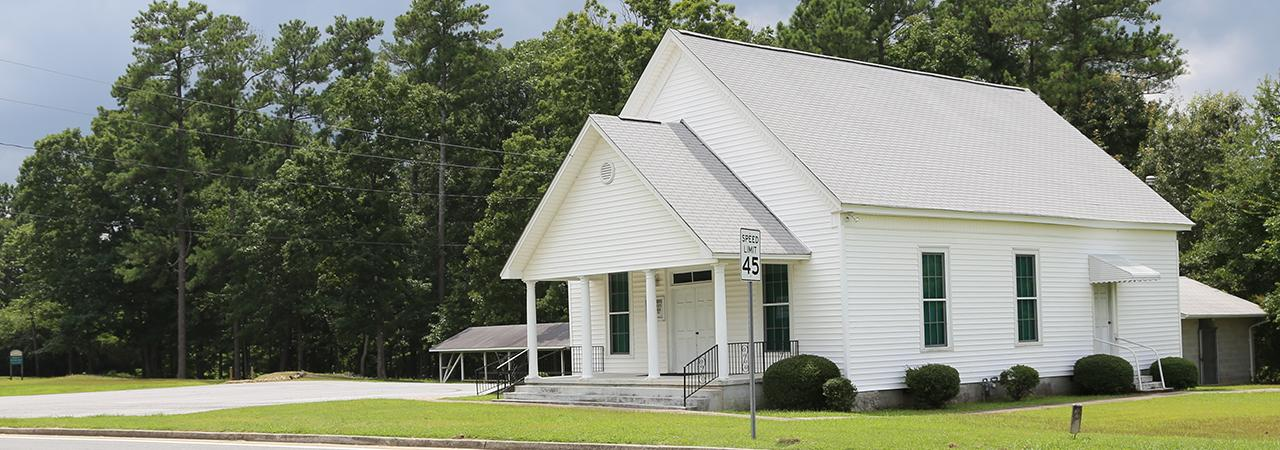 New Hope Church Battlefield