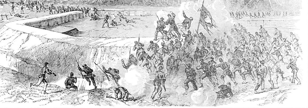 Peebles' Farm Battle