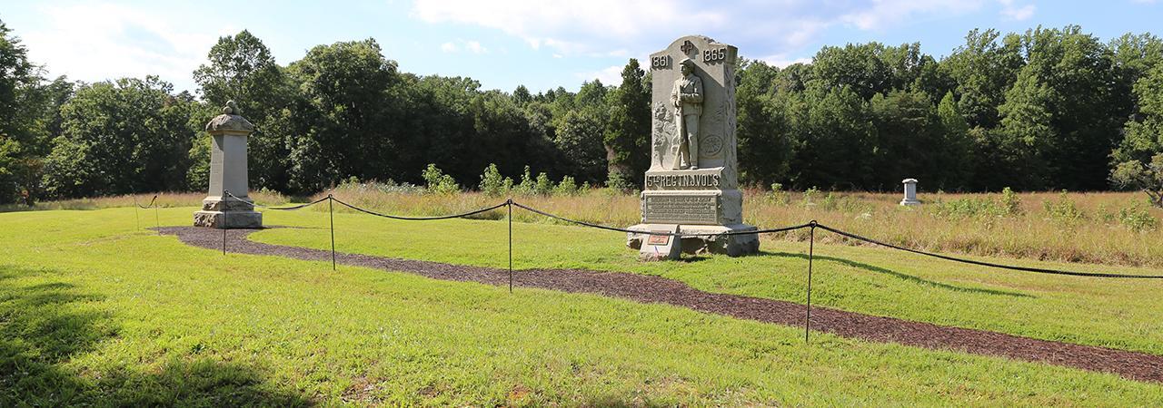 Spotsylvania Court House Battlefield