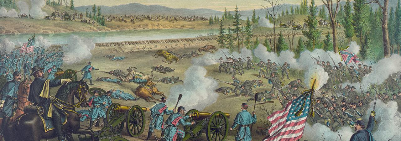 Stones River Battle