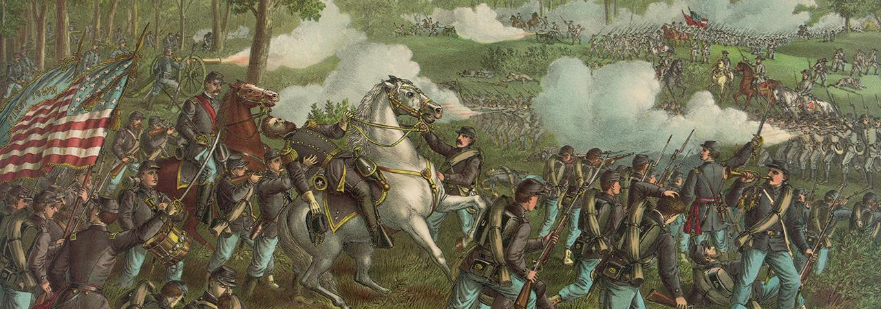 Wilson's Creek Battle