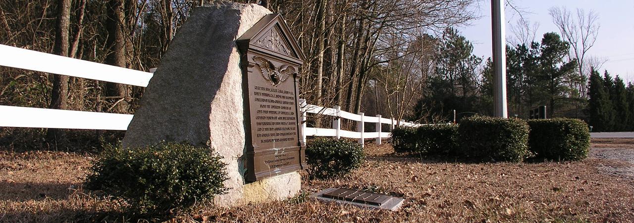 Wyse Fork Battlefield