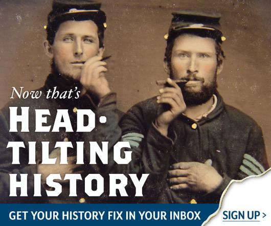Head-Tilting History Sign Up
