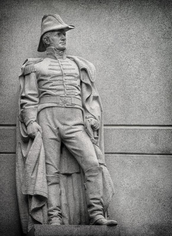 Harrison Monument at Tippecanoe