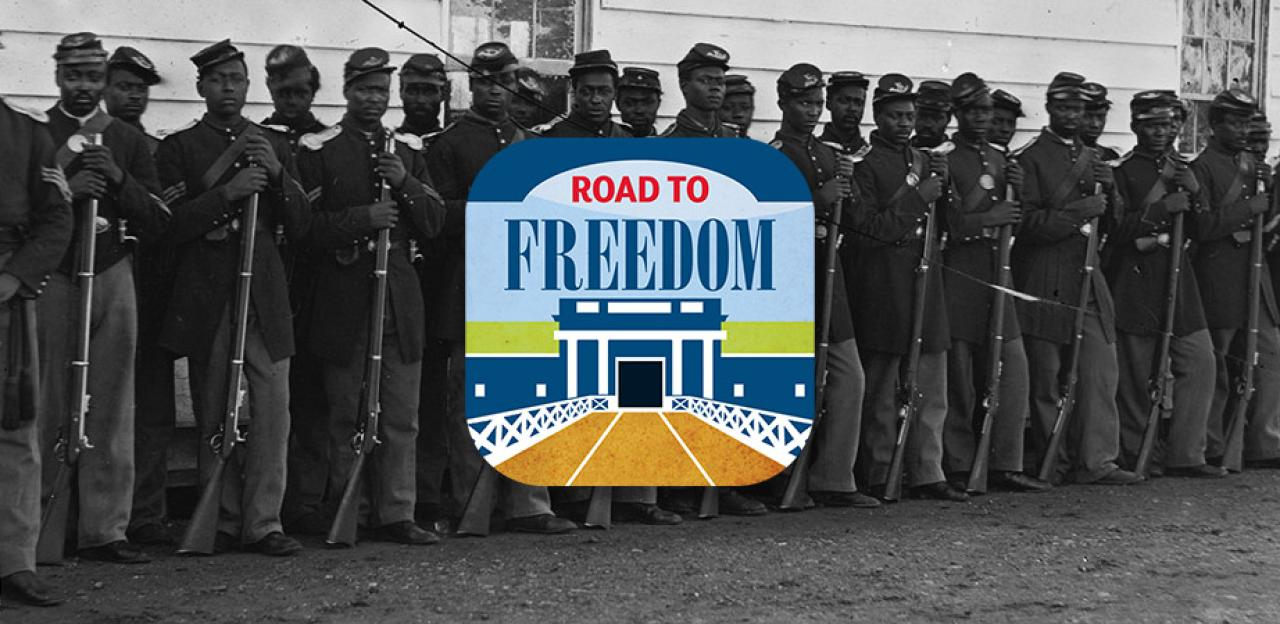 The Road to Freedom Tour Guide App