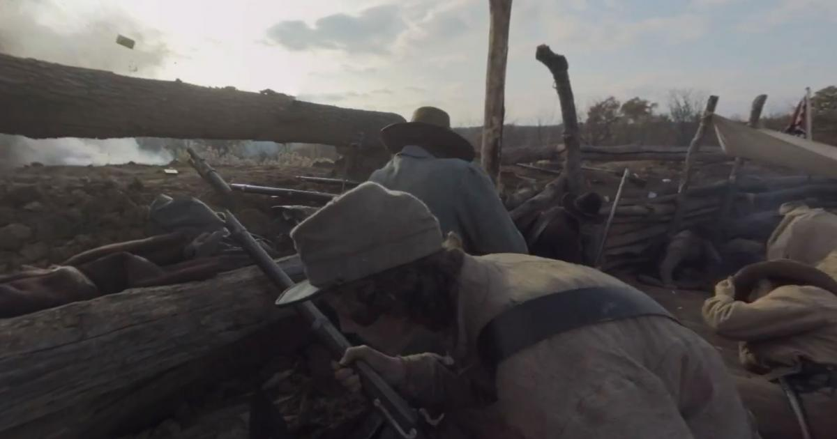 Civil War 1864 : A Virtual Reality Experience, Full Version