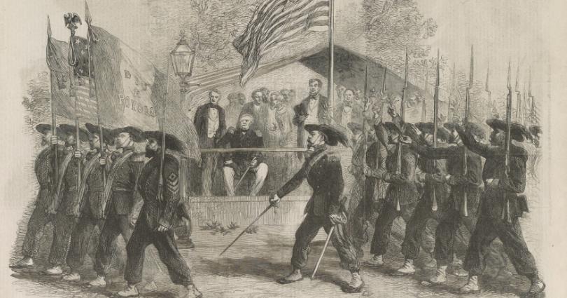 Hispanic Americans In The Civil War American Battlefield Trust