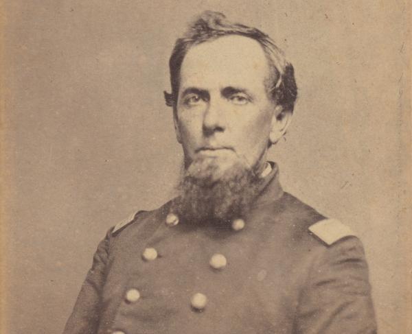 Portrait of Edward Henry Hobson