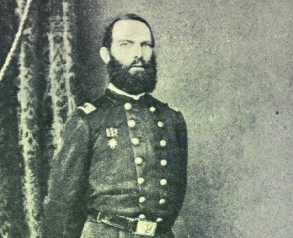 Portrait of Julius P. Garesché