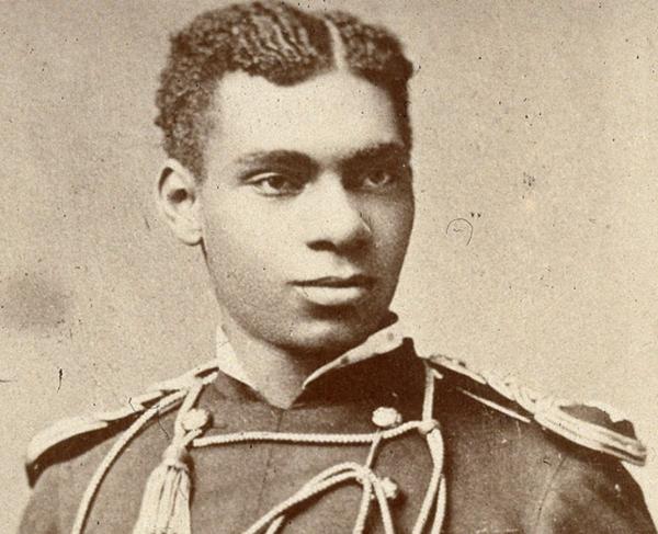 Portrait of Henry Ossian Flipper