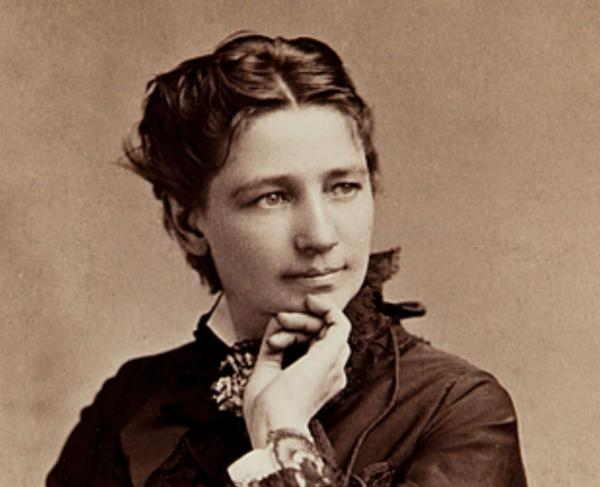 Portrait of Victoria Woodhull