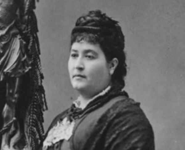 Portrait of Maria Ruíz de Burton