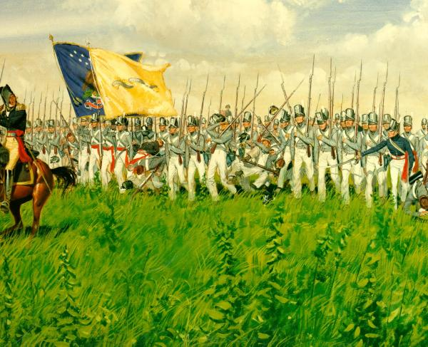 How well do you know the war of 1812? Quiz Landscape and Square