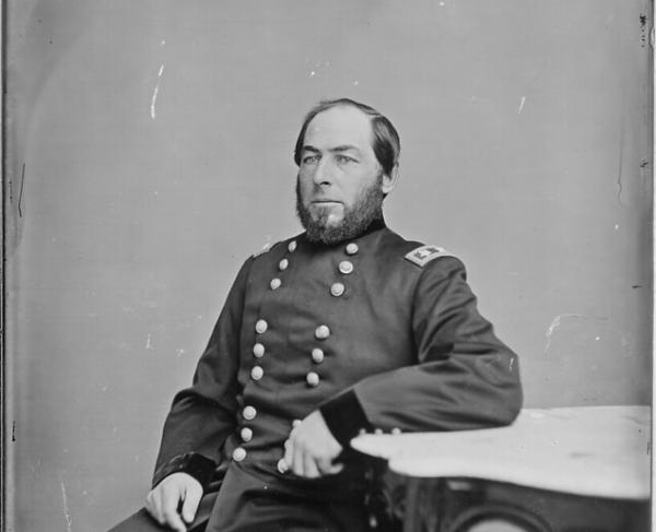 Portrait of Lewis A. Grant