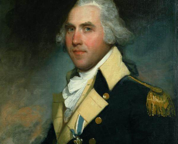 Portrait of Peter Gansevoort