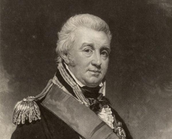 Portrait of Alexander Cochrane