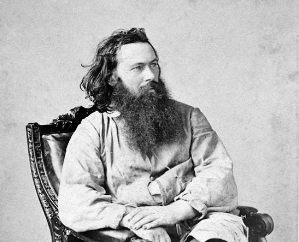 Portrait of Alexander Gardner