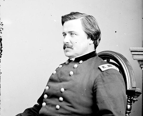 Portrait of Alexander M. McCook