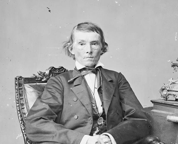 Portrait of Alexander Stephens