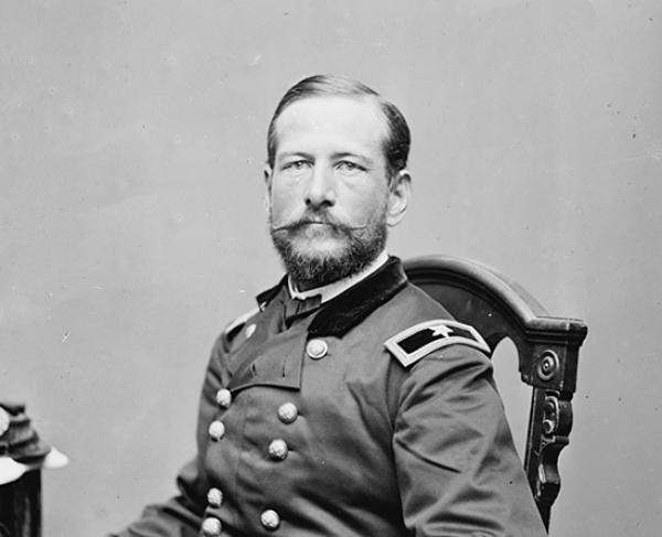 Portrait of Alfred Pleasonton