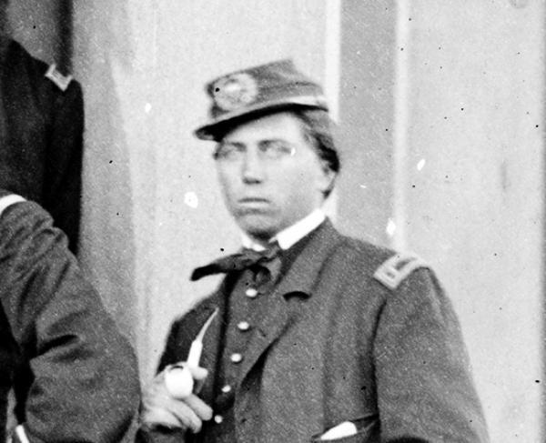 Portrait of Alonzo H. Cushing