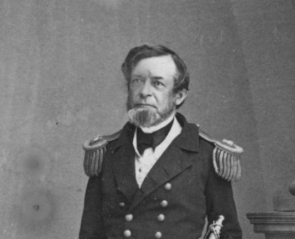 Portrait of Andrew Hull Foote