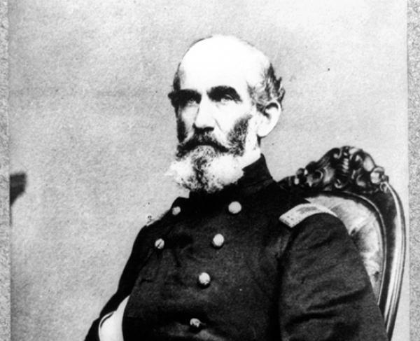 Portrait of Andrew J. Smith