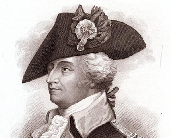 Portrait of Anthony Wayne