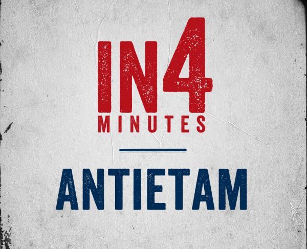 The Battle of Antietam In4 Square