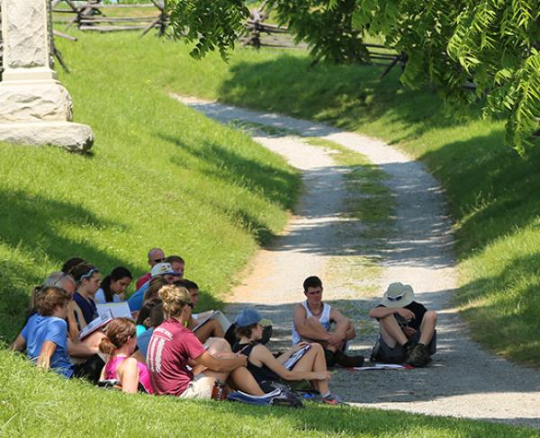 Antietam Itinerary