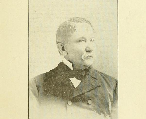 Portrait of George A. Porterfield