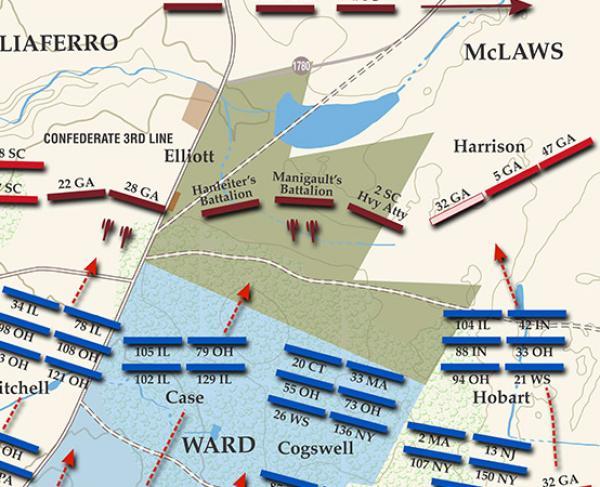 Averasboro - March 16, 1865