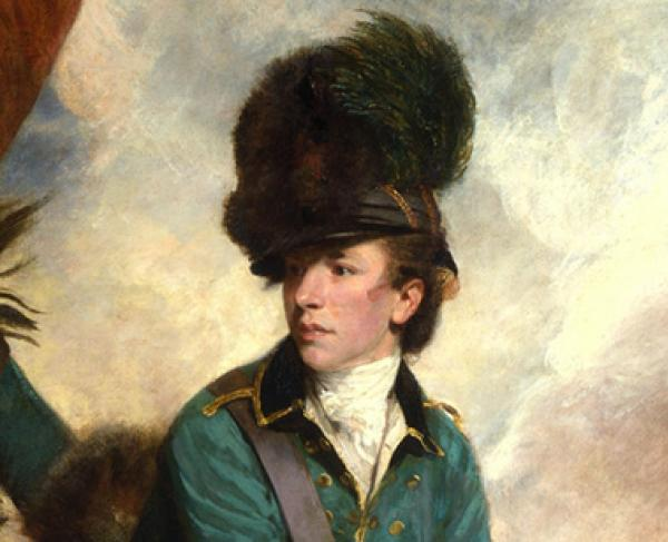 Portrait of Banastre Tarleton