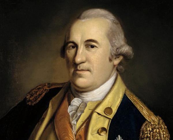 Portrait of Baron von Steuben