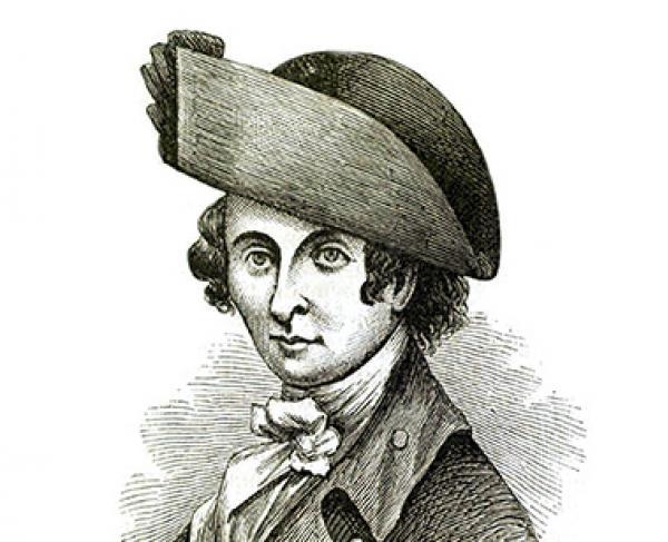 Portrait of Barry St. Leger