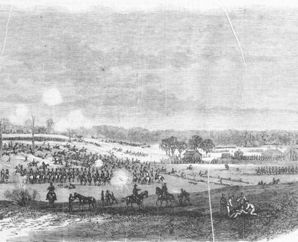 Battle of Mansfield