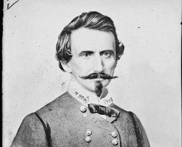 Portrait of Benjamin McCulloch