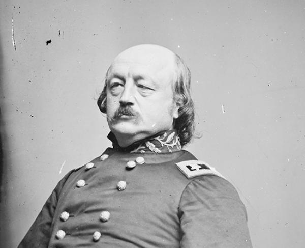 Portrait of Benjamin F. Butler