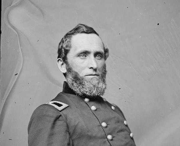 Portrait of Benjamin Prentiss