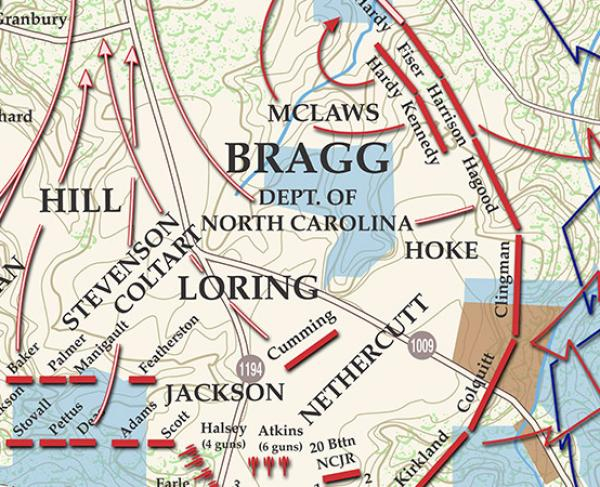 Bentonville - Day Three - March 21, 1865