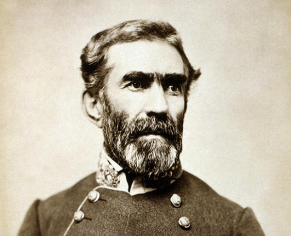 Portrait of Braxton Bragg