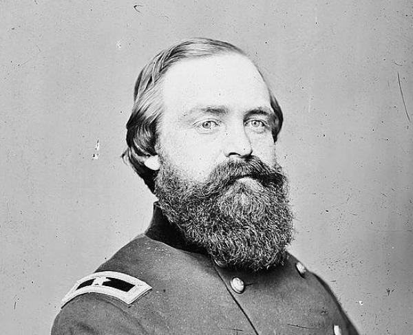 Portrait of John C Caldwell
