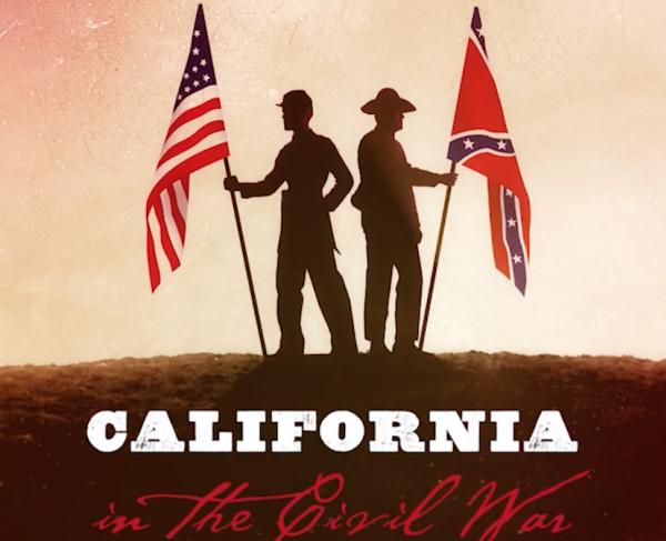 California in the Civil War Square