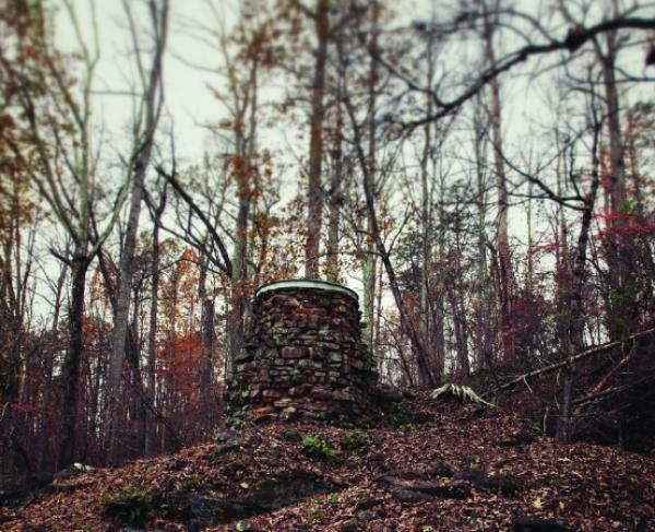 Chancellorsville Catherines Furnace Betts